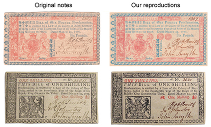 Privateer Media ~ Reproduction Currency