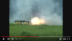 Naval Artillery Live Fire ~ Privateer Media